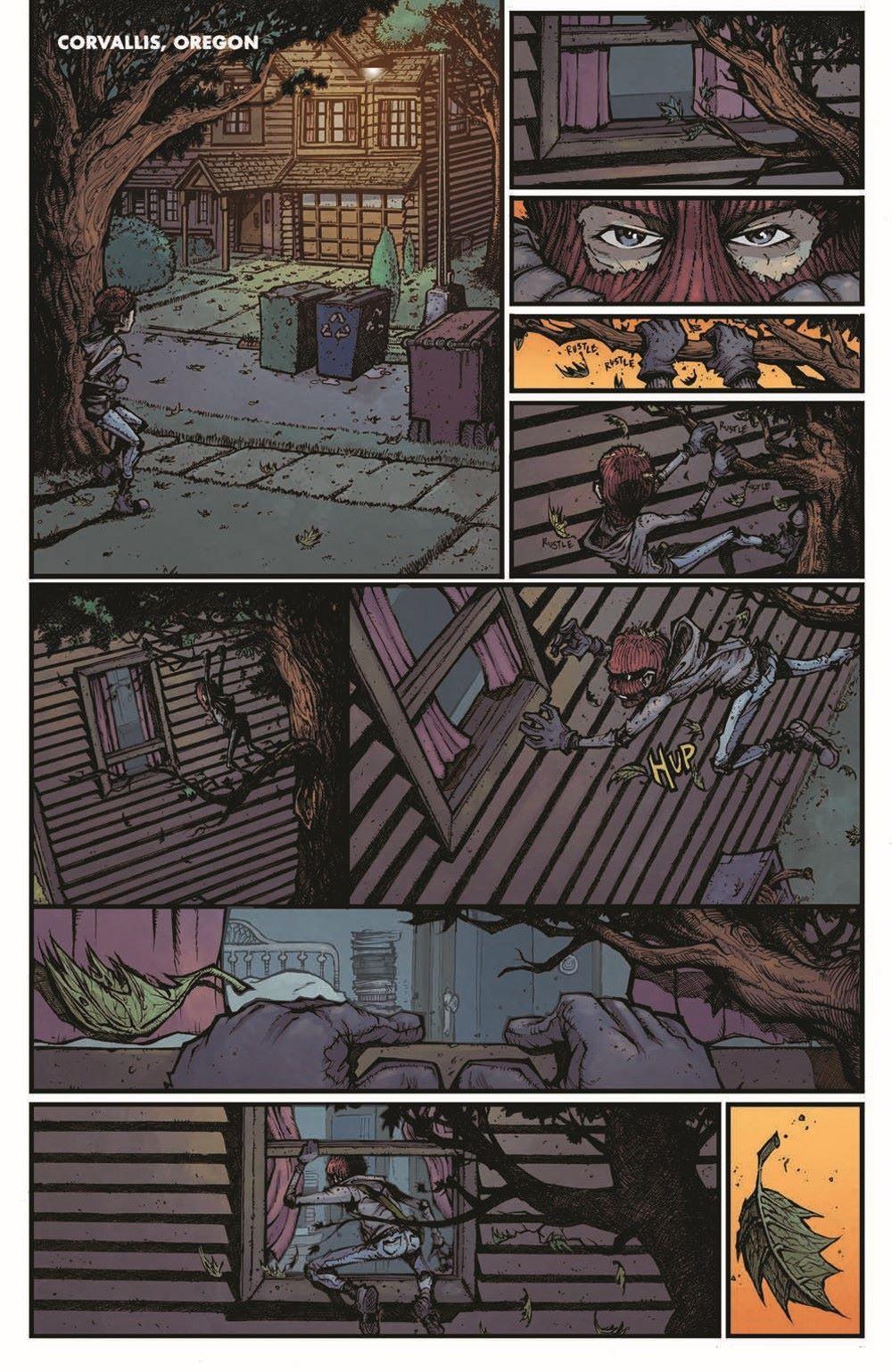 MTNH-TPB_pr-6 ComicList Previews: MOUNTAINHEAD VOLUME 1 TP