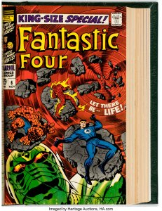 Marvel-Silver-Age-Annuals-231x300 Silver Age Bound Comics: Grails Disguised as Library Books