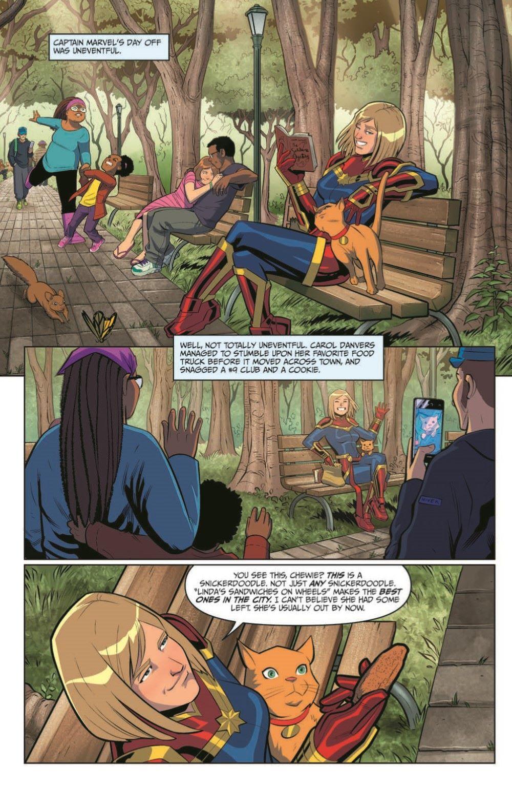 Marvel_Avengers_03_pr-3 ComicList Previews: MARVEL ACTION AVENGERS VOLUME 2 #3