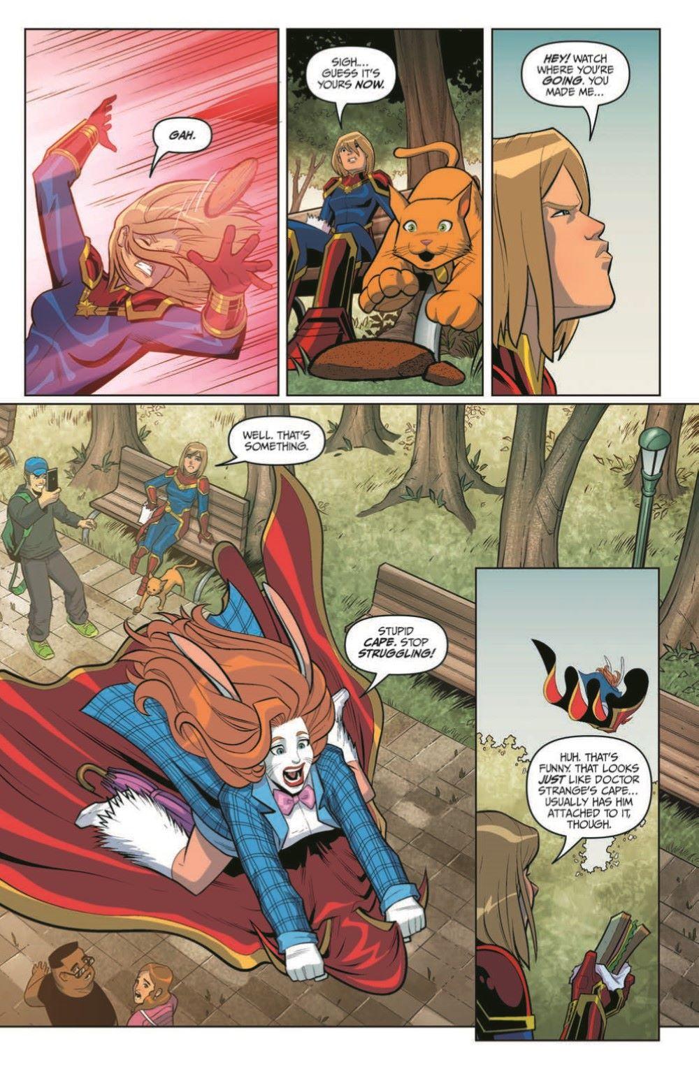 Marvel_Avengers_03_pr-4 ComicList Previews: MARVEL ACTION AVENGERS VOLUME 2 #3