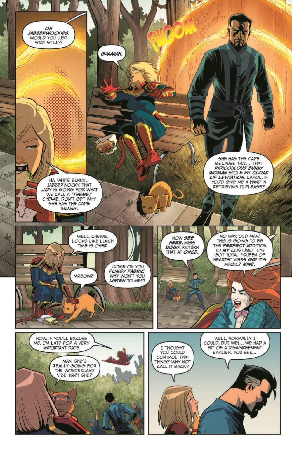 Marvel_Avengers_03_pr-5 ComicList Previews: MARVEL ACTION AVENGERS VOLUME 2 #3