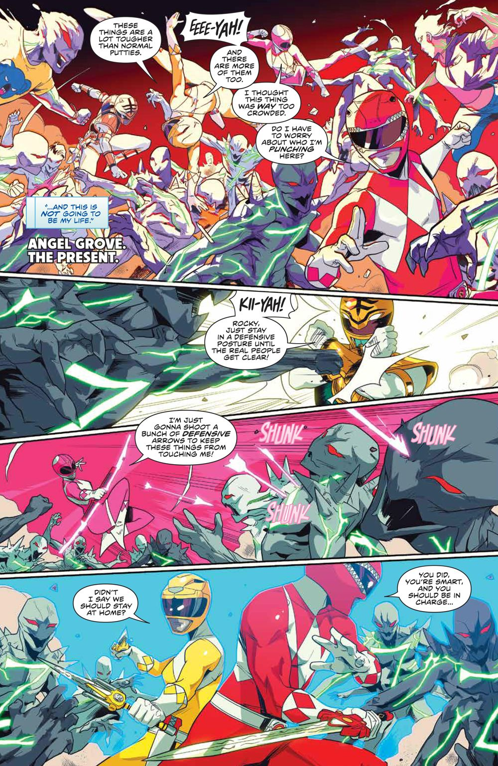 MightyMorphin_003_PRESS_6 ComicList Previews: MIGHTY MORPHIN #3