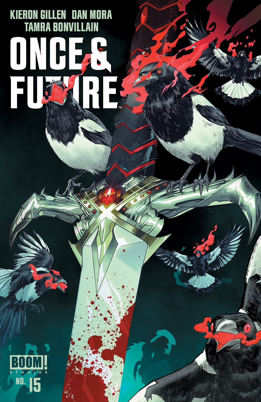 OnceFuture_015_Cover_A_Main ComicList: BOOM! Studios New Releases for 01/20/2021