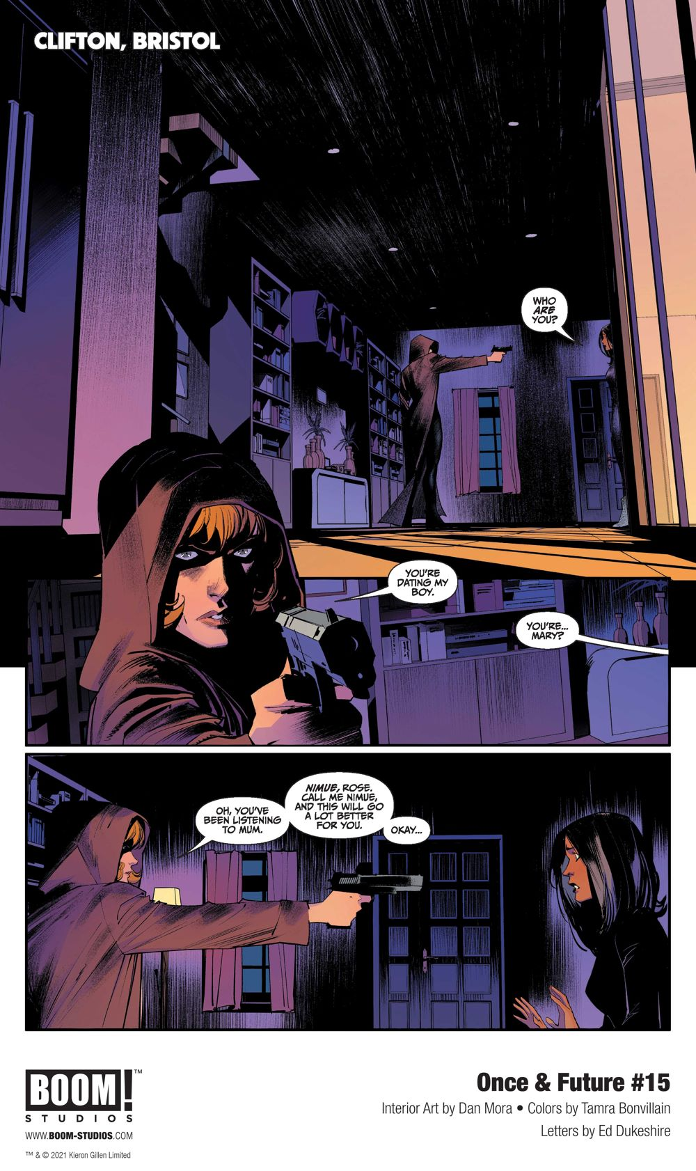OnceFuture_015_InteriorArt_001_PROMO First Look at BOOM! Studios' ONCE AND FUTURE #15