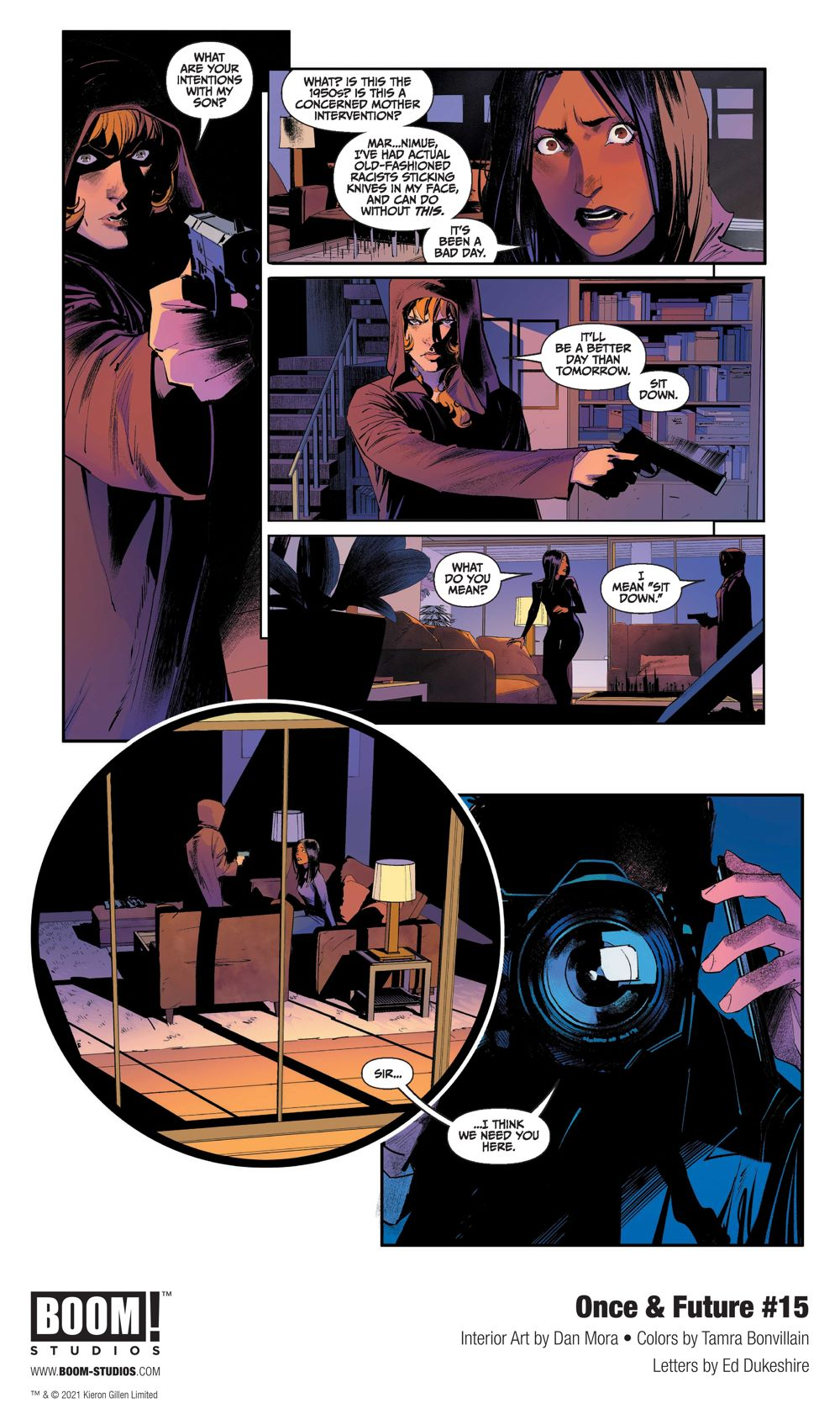 OnceFuture_015_InteriorArt_002_PROMO First Look at BOOM! Studios' ONCE AND FUTURE #15