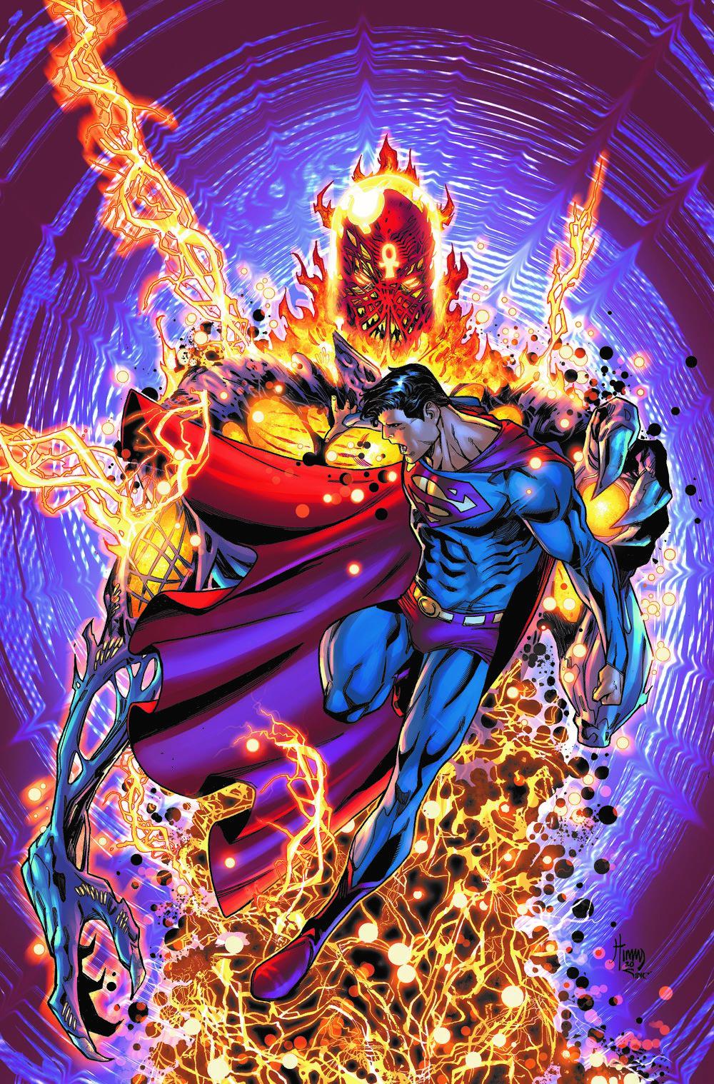 SM-VOL4-MYTHOLOGICAL DC Comics April 2021 Solicitations