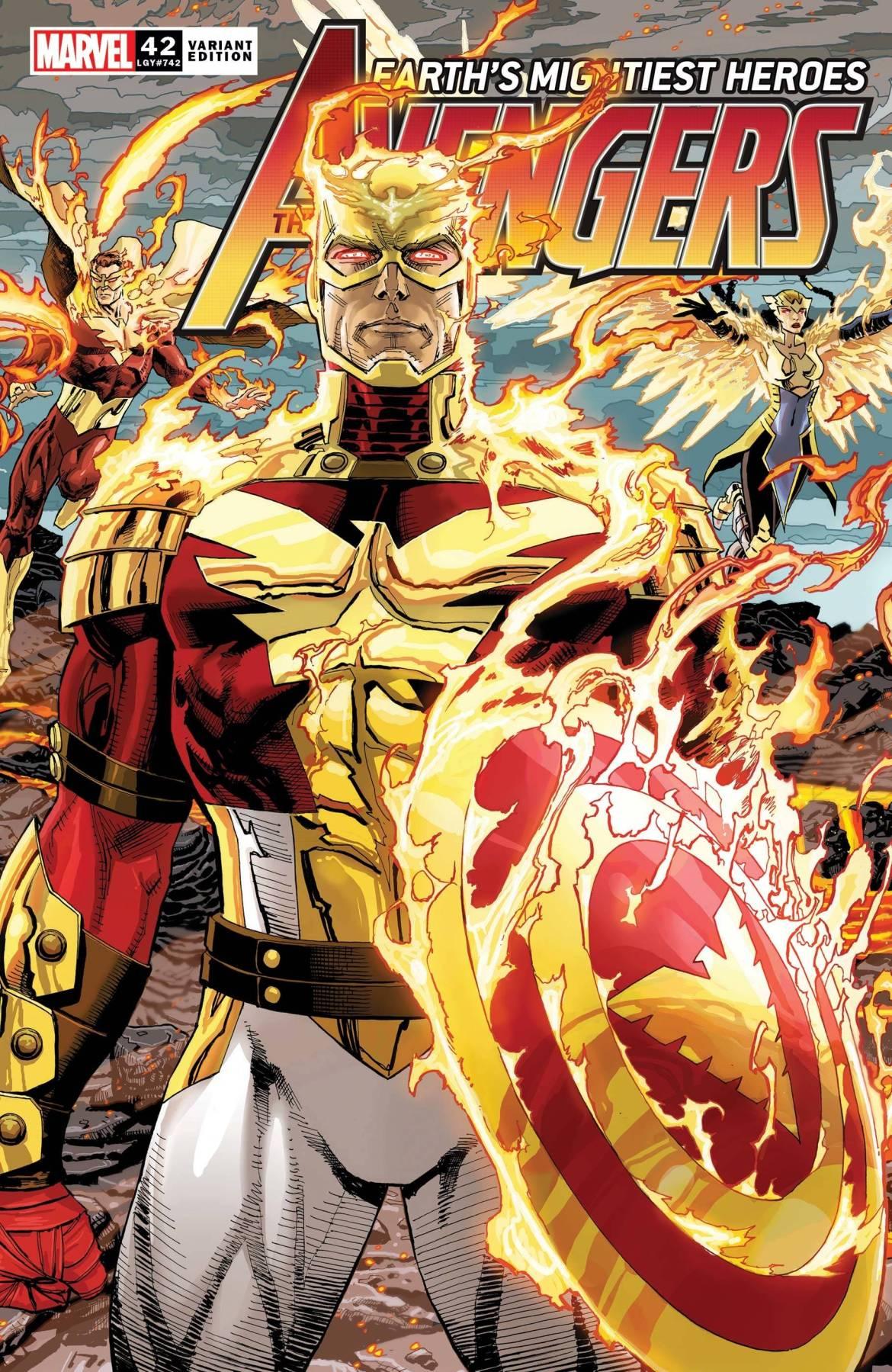 STL177393 ComicList: Marvel Comics New Releases for 02/03/2021