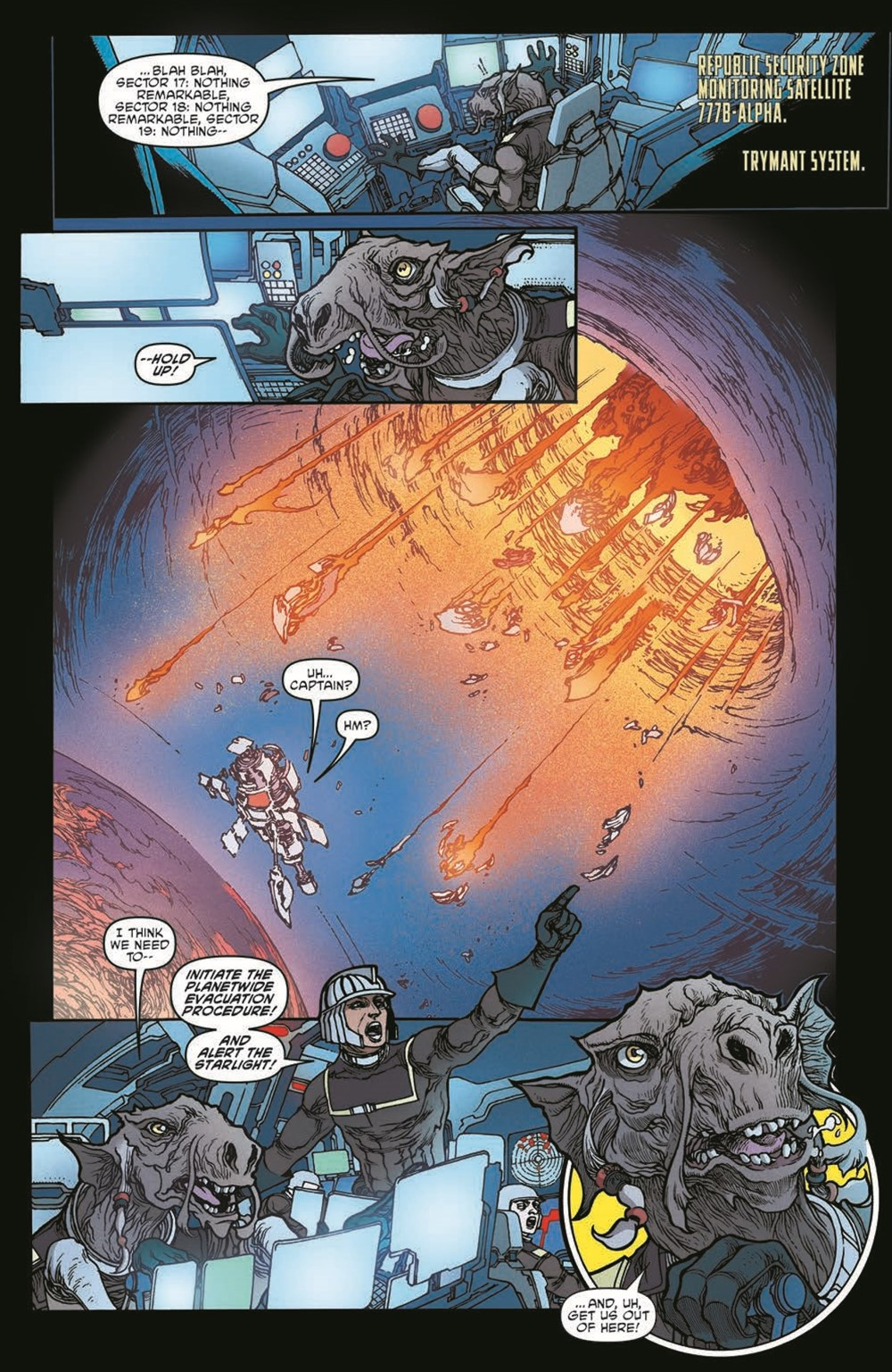 SWAHRA01-pr-3 ComicList Previews: STAR WARS THE HIGH REPUBLIC ADVENTURES #1