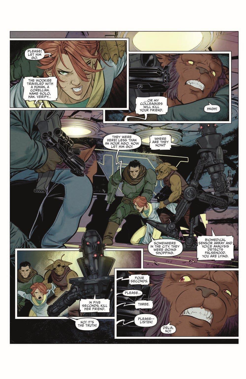 SWA_Smuggler02_pr-3 ComicList Previews: STAR WARS ADVENTURES SMUGGLER'S RUN #2 (OF 2)