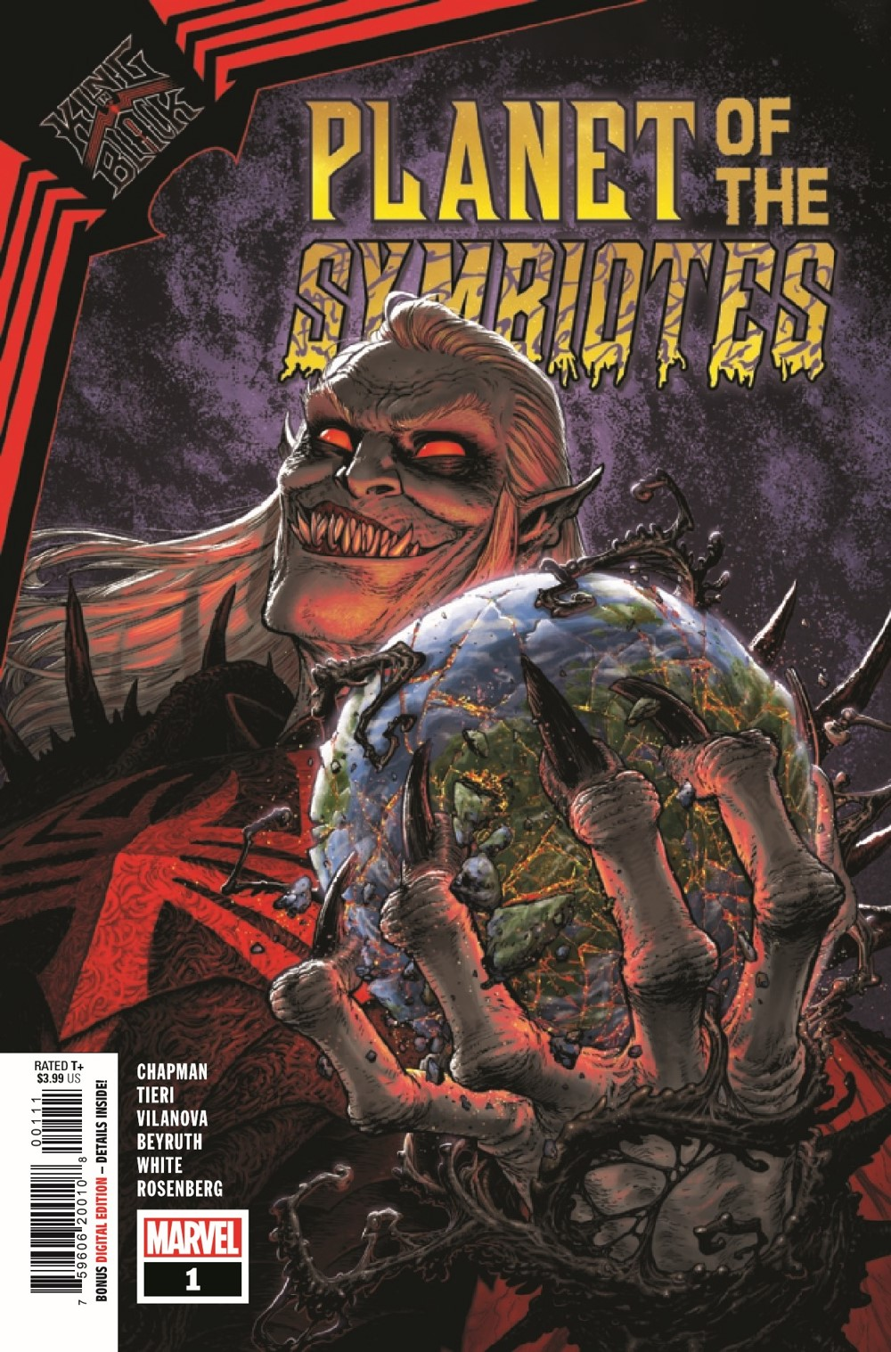 SYMBIOTESKIB2021001_Preview-1 ComicList Previews: KING IN BLACK PLANET OF THE SYMBIOTES #1 (OF 3)