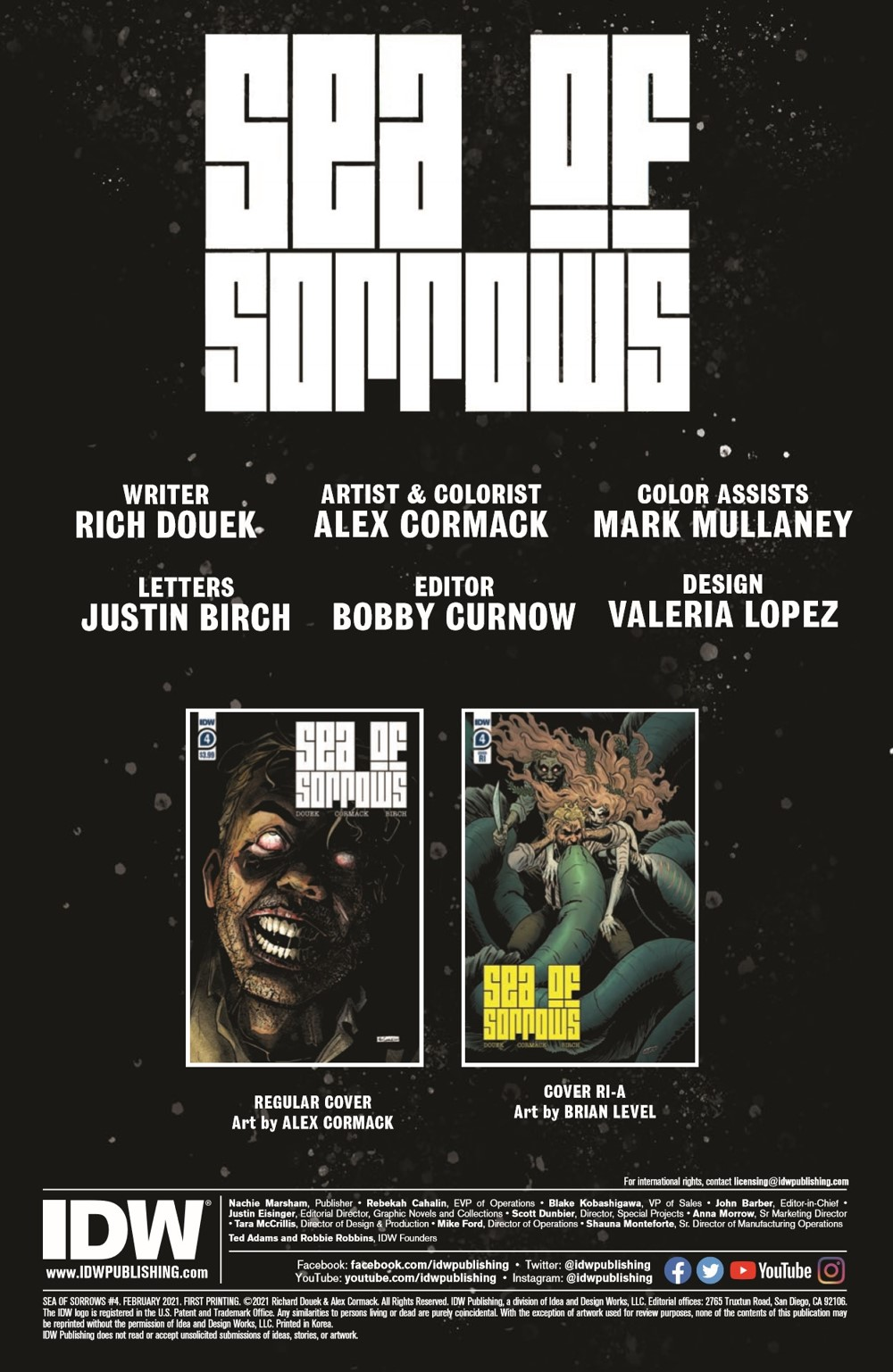 SeaOfSorrow04_pr-2 ComicList Previews: SEA OF SORROWS #3 (OF 5)