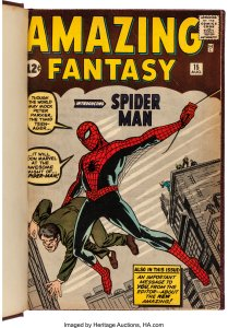 Spider-Man-Bound-Volume-209x300 Silver Age Bound Comics: Grails Disguised as Library Books