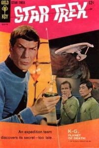 Star-Trek-1-201x300 Trending Comics: ROM, TMNT, and Al Bundy