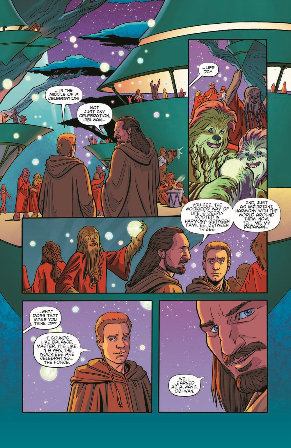 StarWarsAdv03-pr-4 ComicList Previews: STAR WARS ADVENTURES VOLUME 2 #3