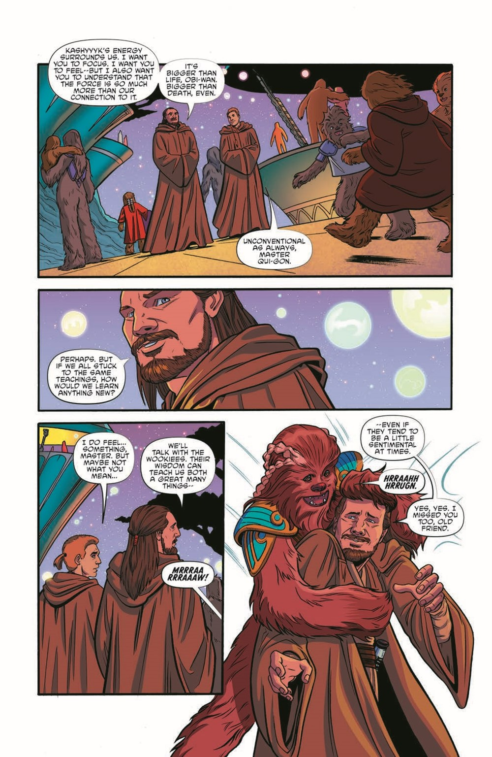 StarWarsAdv03-pr-5 ComicList Previews: STAR WARS ADVENTURES VOLUME 2 #3