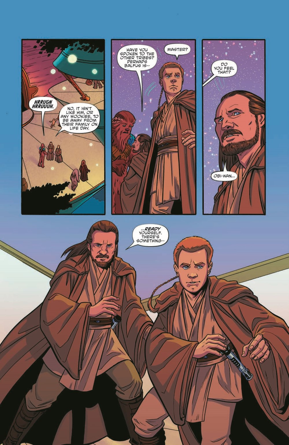 StarWarsAdv03-pr-7 ComicList Previews: STAR WARS ADVENTURES VOLUME 2 #3