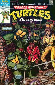 TMNT-Adventures-1-1988-193x300 Trending Comics: ROM, TMNT, and Al Bundy