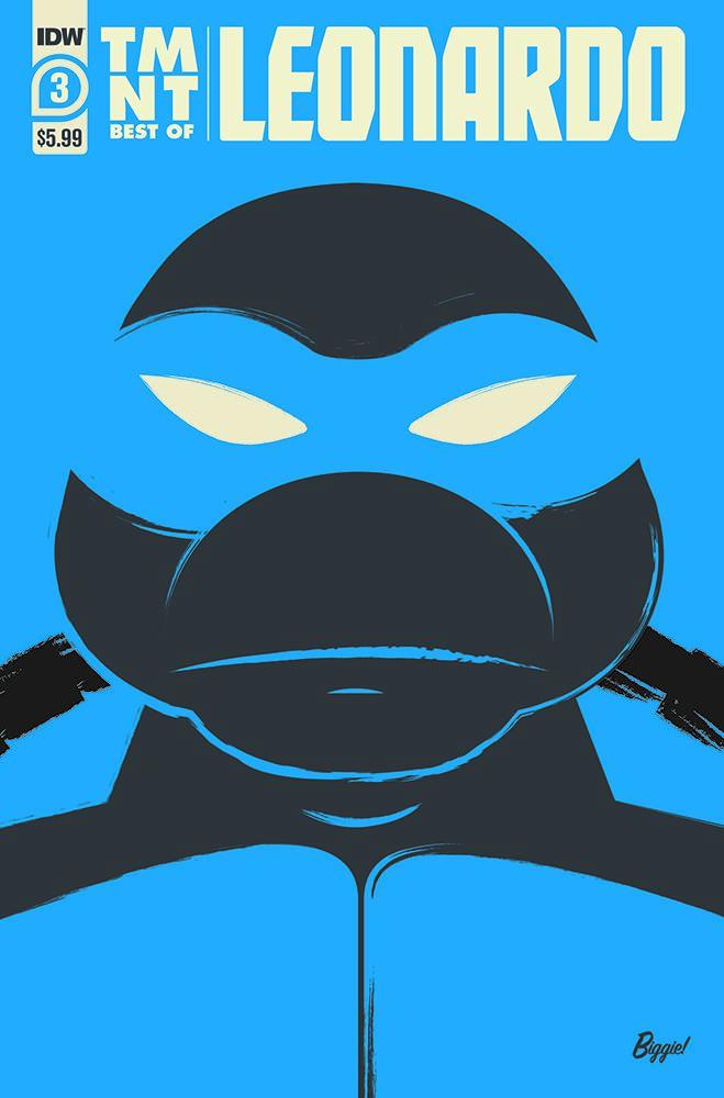 TMNT-Bestof-Leo_cvr ComicList: IDW Publishing New Releases for 01/20/2021
