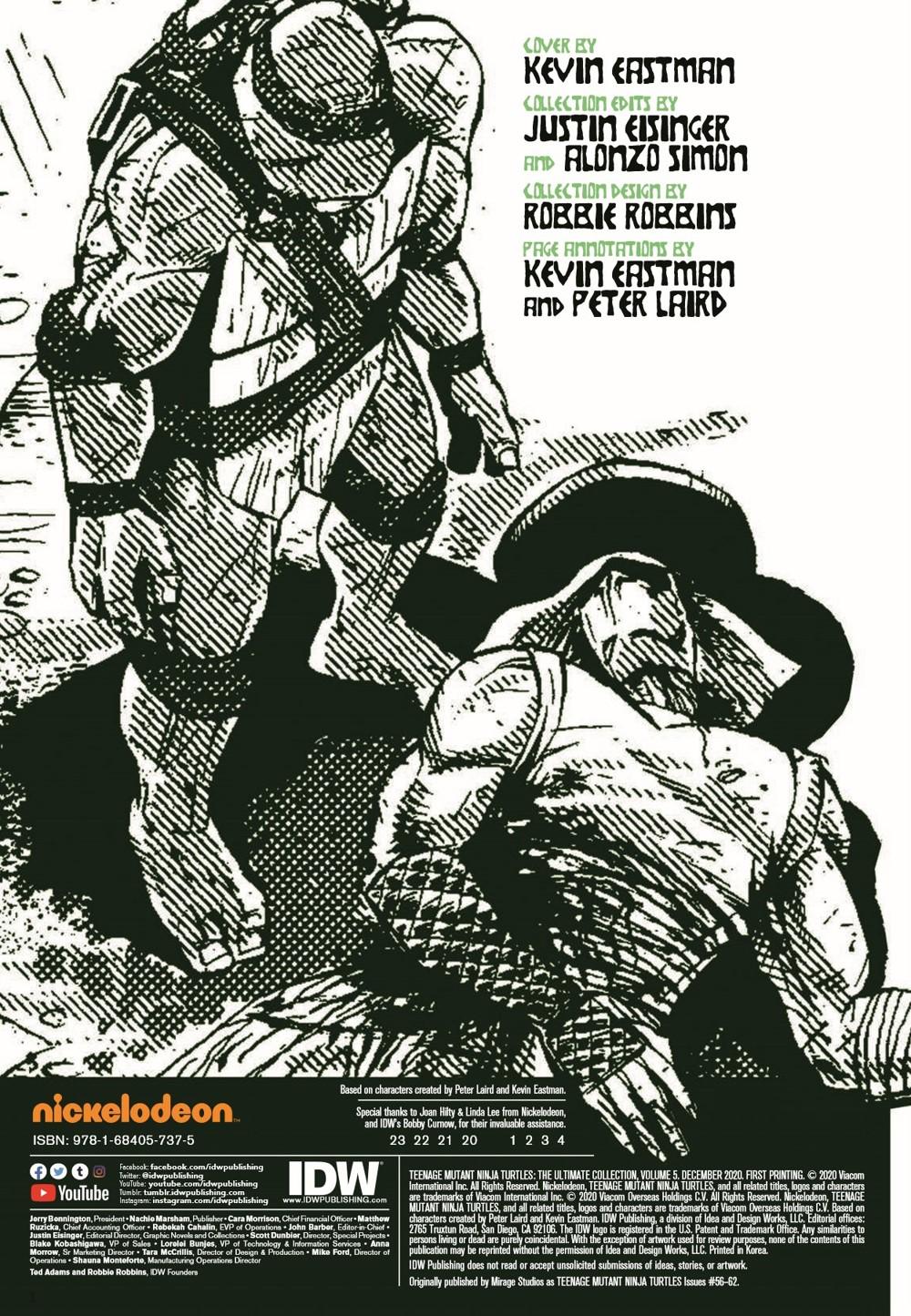 TMNTUltimate_V5_TPB_pr-2 ComicList Previews: TEENAGE MUTANT NINJA TURTLES THE ULTIMATE COLLECTION VOLUME 5 TP