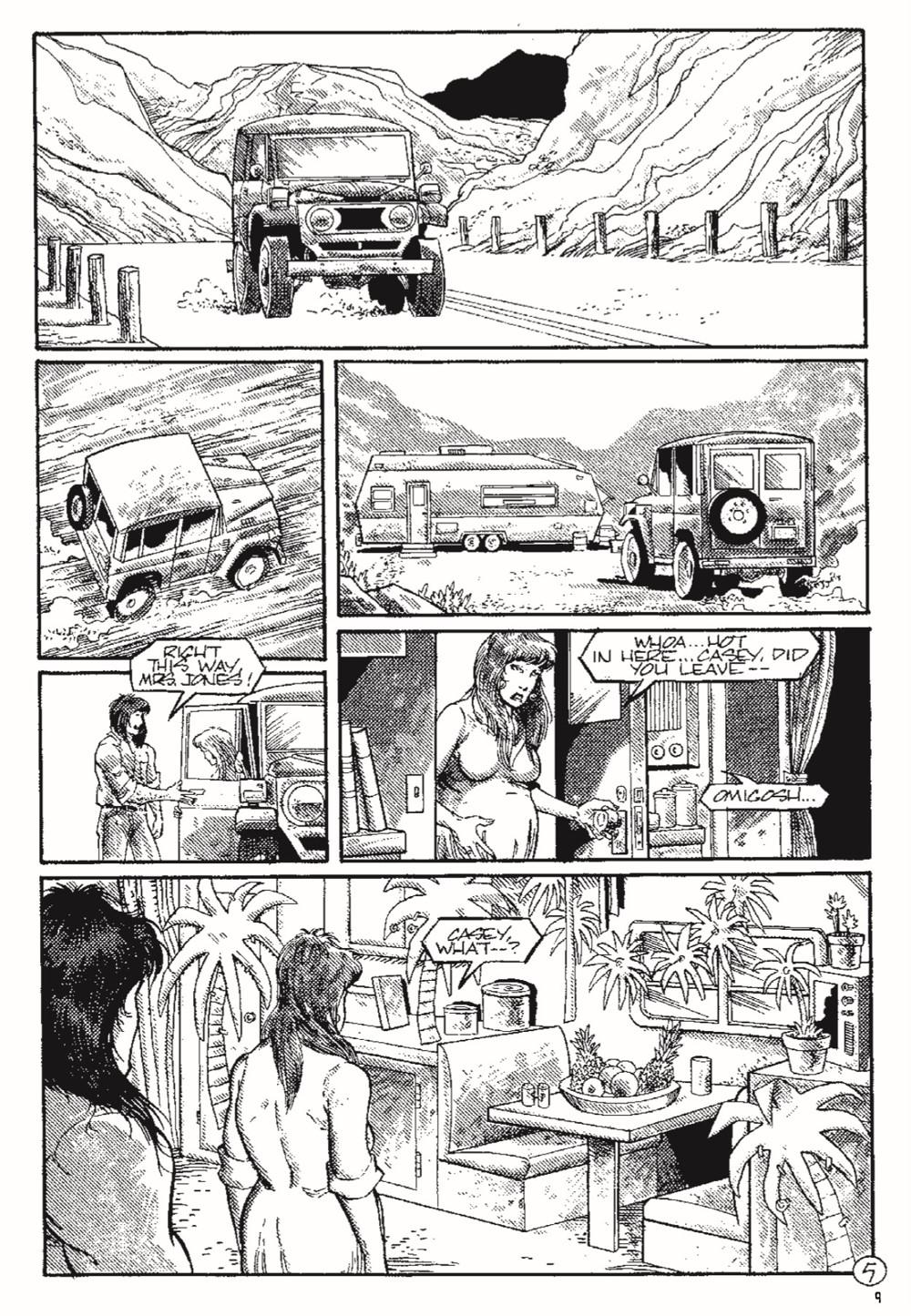TMNTUltimate_V5_TPB_pr-7 ComicList Previews: TEENAGE MUTANT NINJA TURTLES THE ULTIMATE COLLECTION VOLUME 5 TP