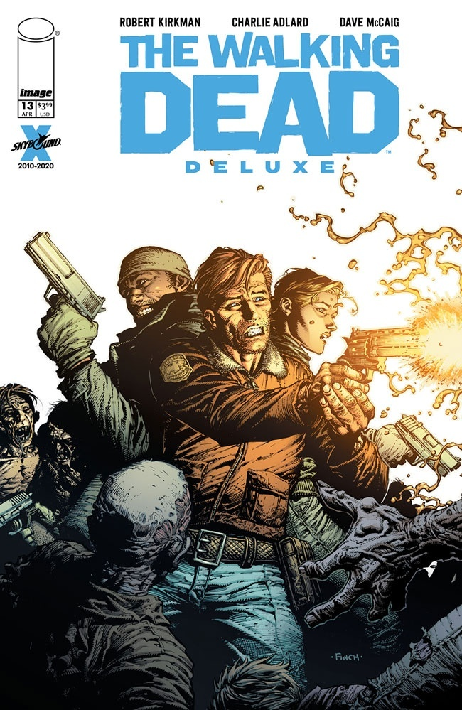 TheWalkingDeadDeluxe_13a_cov_web Image Comics April 2021 Solicitations
