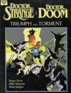 Triumph-and-Torment-graphic-novel-227x300 Which Doctor Doom Could We See in the MCU?