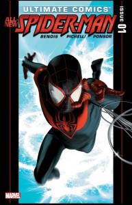 Ultimate-Comics-Spider-Man-1-193x300 The Hottest Comics: Jennika, Archangel, & Miles Lead the Way