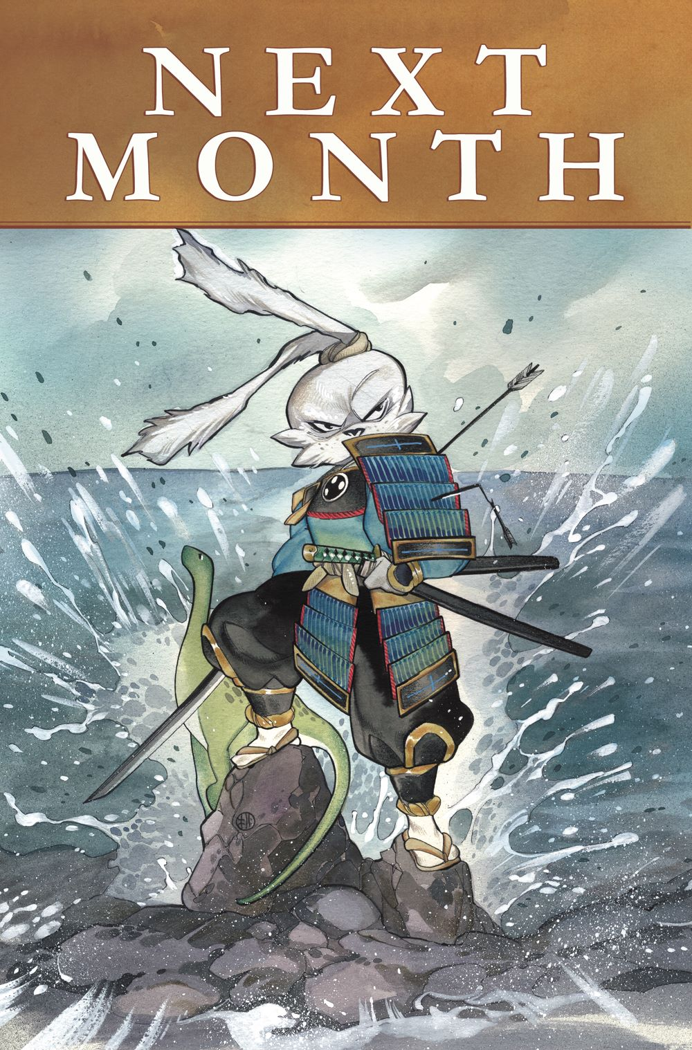 Usagi-WR03_next ComicList Previews: USAGI YOJIMBO WANDERER'S ROAD #3 (OF 6)