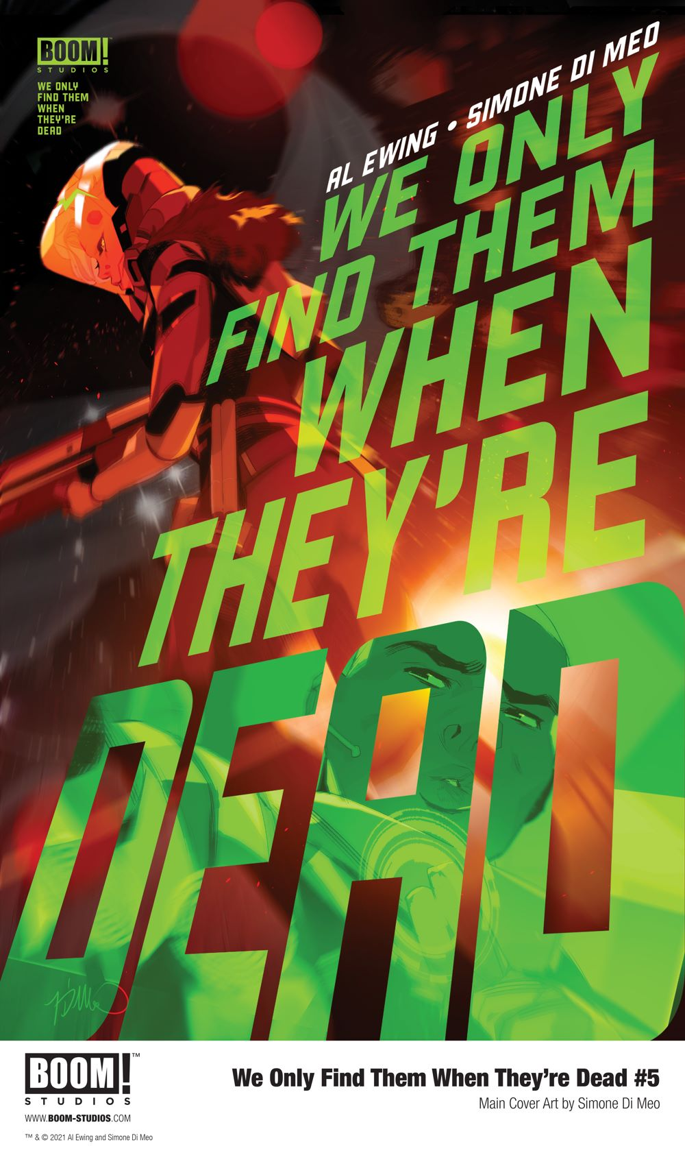 WeOnlyFindThem_005_Cover_Main_PROMO First Look at BOOM! Studios' WE ONLY FIND THEM WHEN THEY'RE DEAD #5