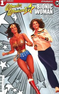 Wonder-Woman-and-Bionic-Woman-189x300 Alex Ross Painted Covers: Museum-Quality Fine Art