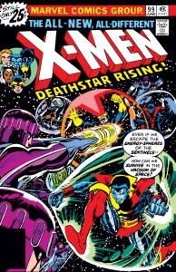X-Men-99-cover-194x300 Trending Comics: Bronze Age X-Men on the Rise