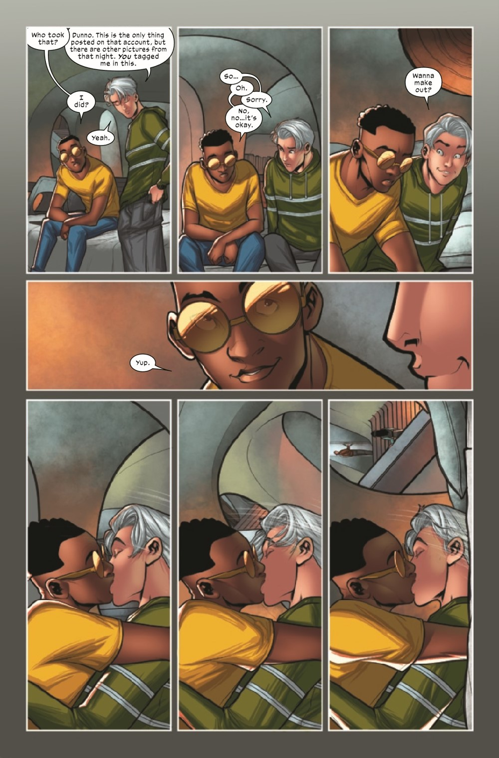 XFACT2020007_Preview-3 ComicList Previews: X-FACTOR #7