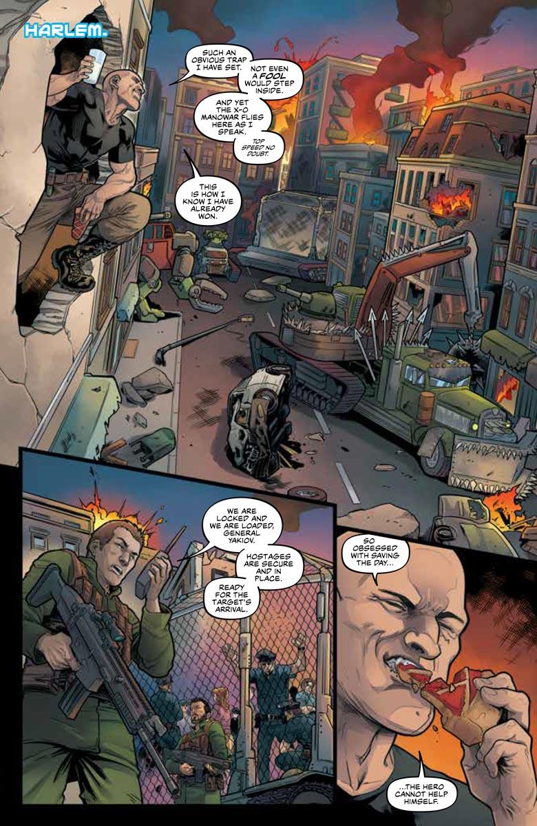 XO_4_PREVIEW_2 ComicList Previews: X-O MANOWAR #4