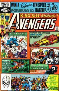 avengers_annual_the_10-195x300 Commonly Overlooked First Cover Appearances