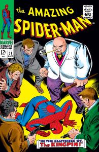 clean-2-195x300 Should ASM #51 be Considered the 1st Full Appearance of the Kingpin?