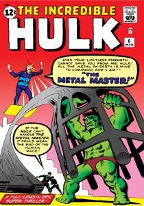 hulk-6-210x300 The Original Hulk 6: How Nothing Turned Into Something