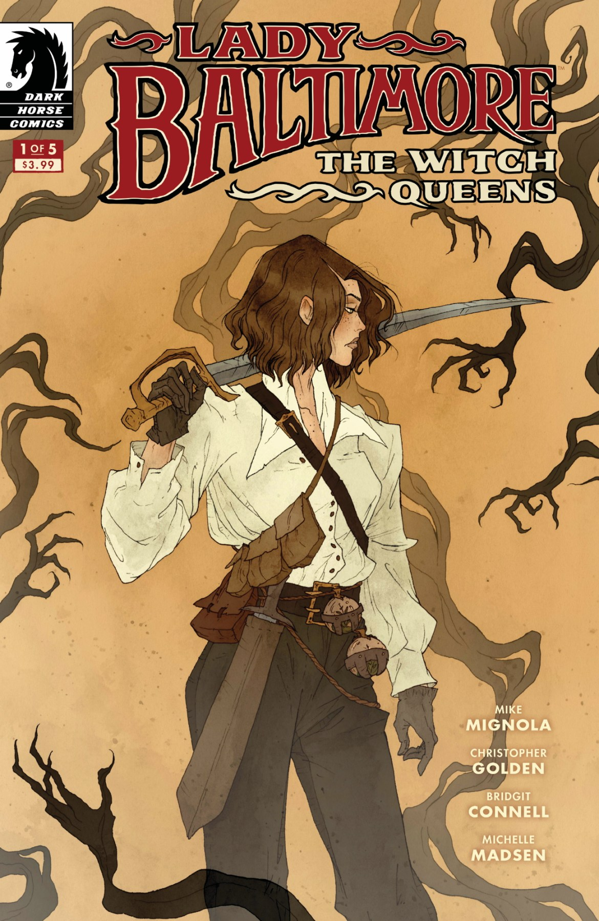 outerversecov2 Mike Mignola and friends return for three new Dark Horse comics