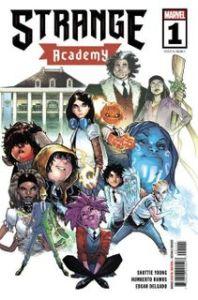 strange-academy-1-198x300 Coldest Comics: the Symbiotes Get the Cold Shoulder