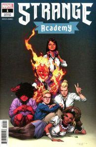 strange-academy-variant-195x300 Comic Book Schools-New Mutants #1 or Strange Academy #1?