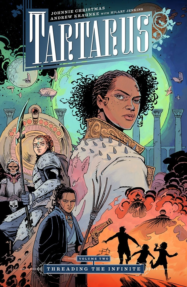 tartarus_tp2 Image Comics April 2021 Solicitations
