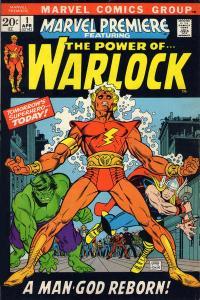 warlock-200x300 Marvel Premiere: A Super-Fascinating Series!