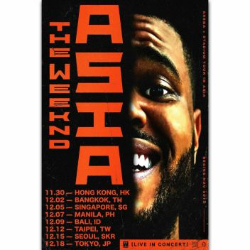 weeknd-concert-poster-3-300x300 No Tears Here: Collecting The Weeknd Concert Posters