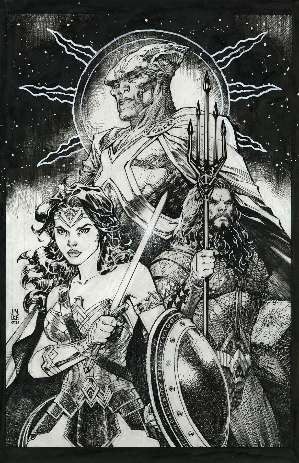 0121DC839 ComicList: DC Comics New Releases for 03/17/2021