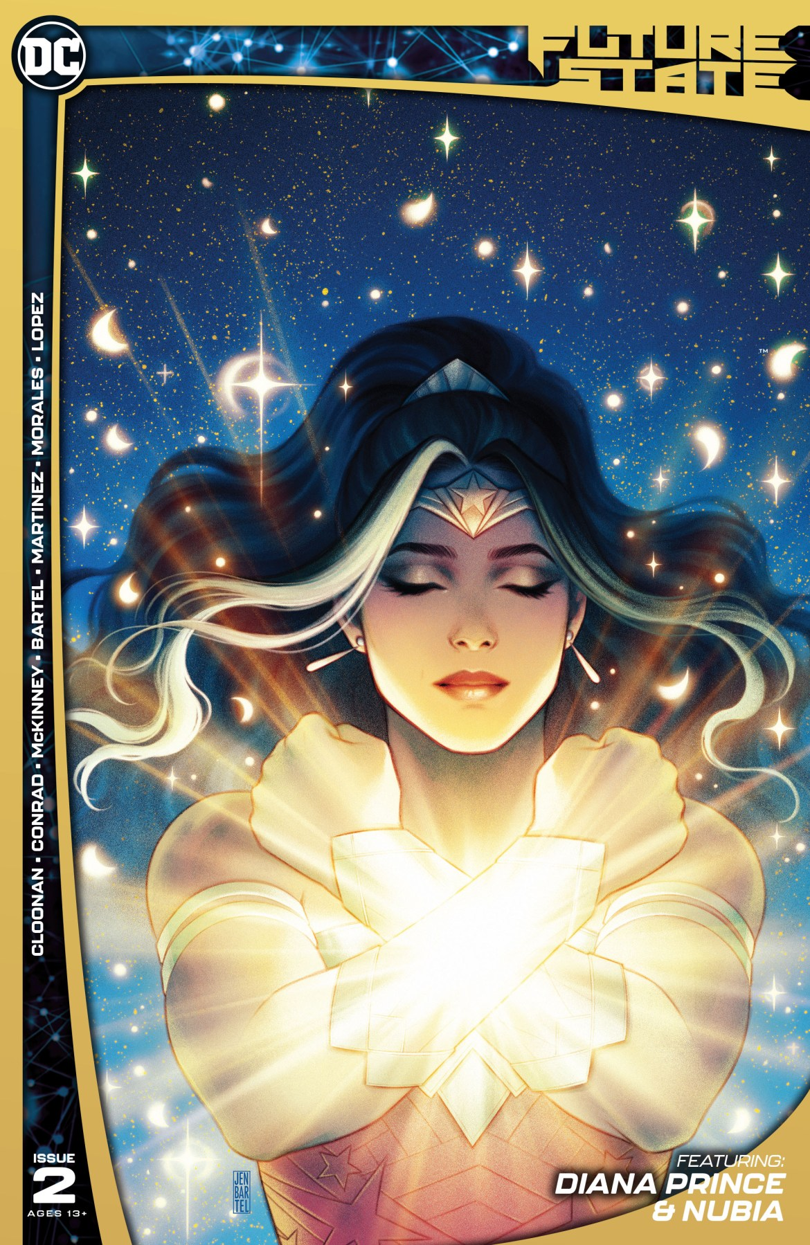 1220DC023 ComicList: New Comic Book Releases List for 02/17/2021 (1 Week Out)