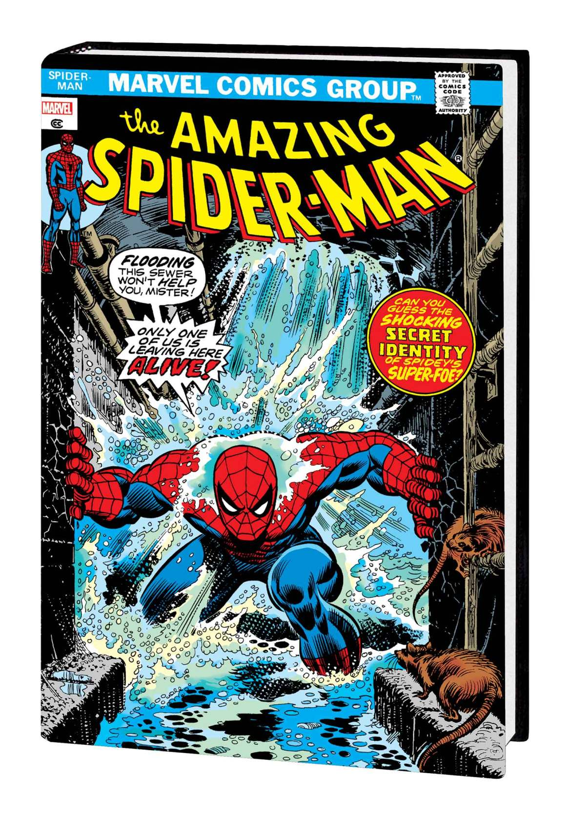 AM_SM_OMNIBUS_V5_HC_KANE-1 Marvel Comics May 2021 Solicitations