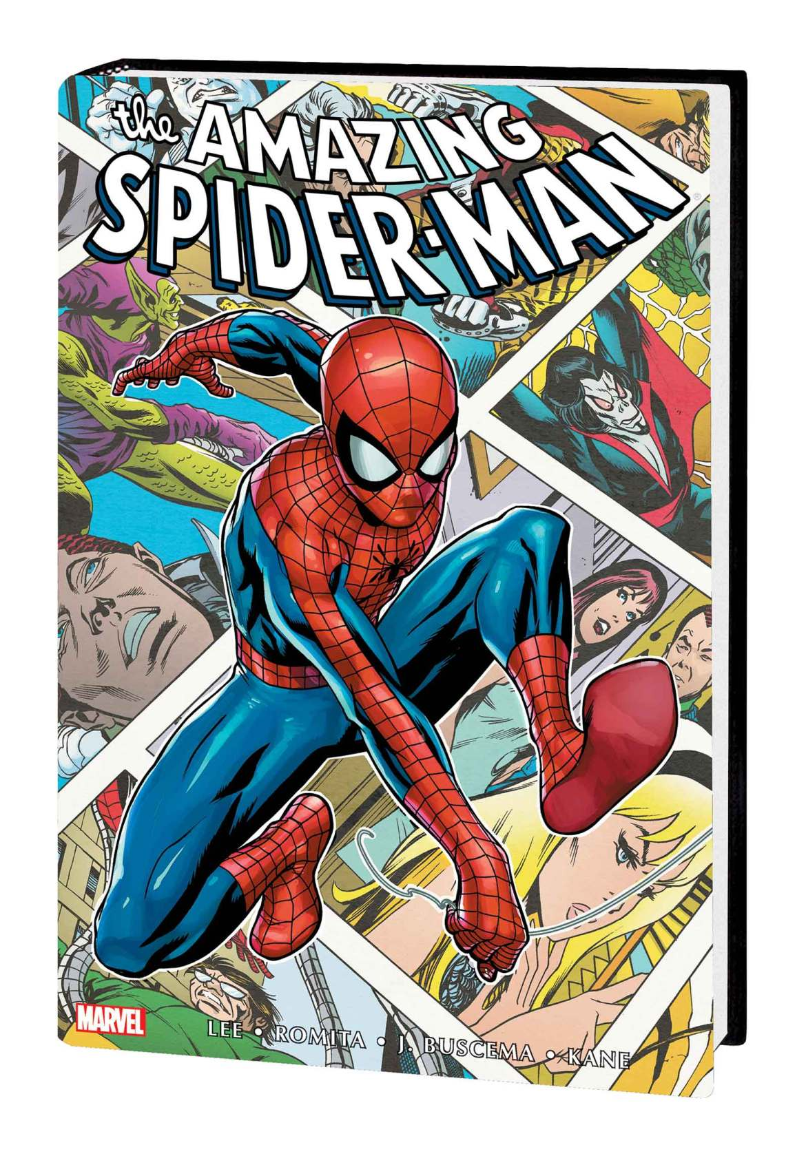 ASMOMNIV3HC_cover-1 Marvel Comics May 2021 Solicitations