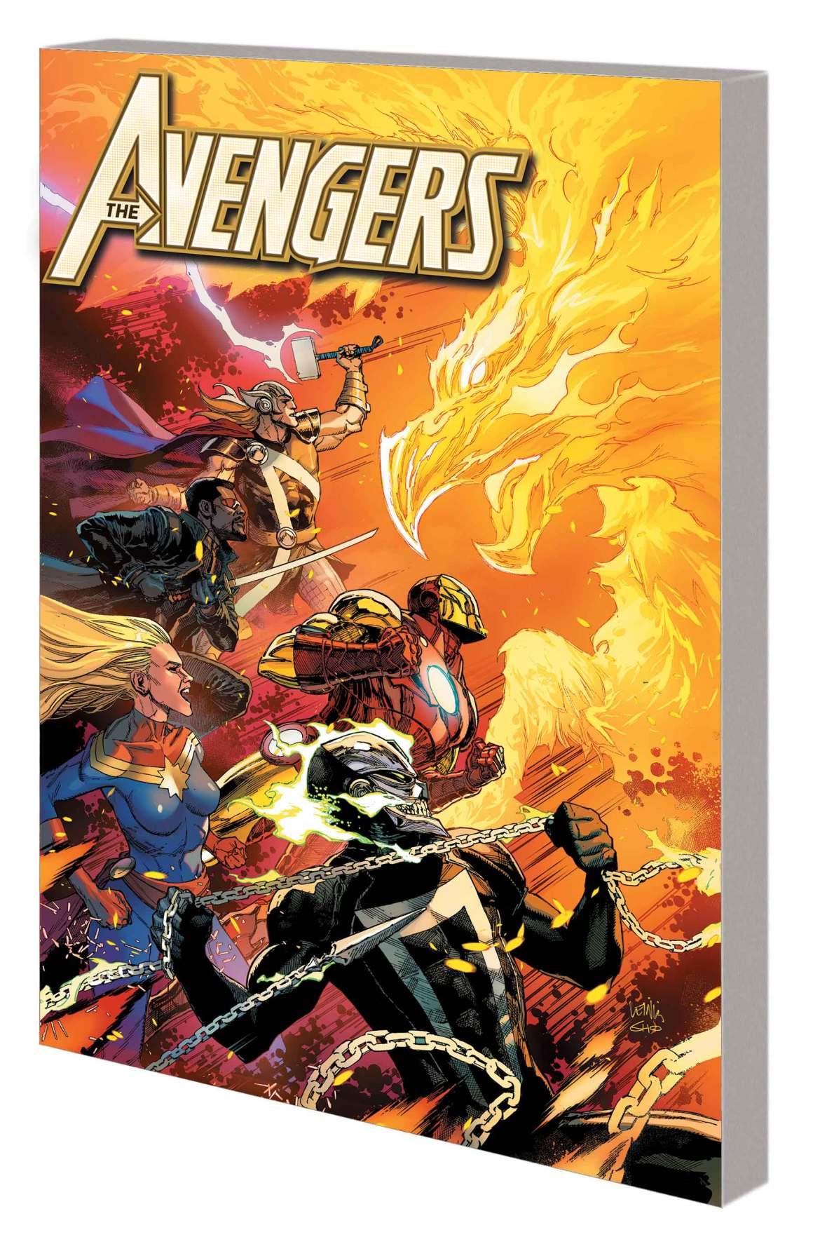 AVENGERS_JA_VOL_8_TPB-1 Marvel Comics May 2021 Solicitations