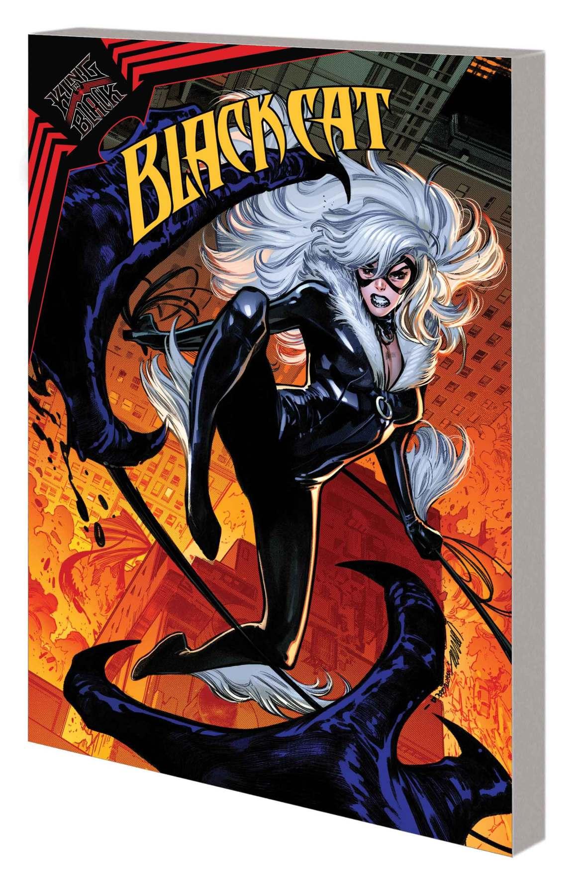 BLACKCAT_VOL_4_TPB-1 Marvel Comics May 2021 Solicitations