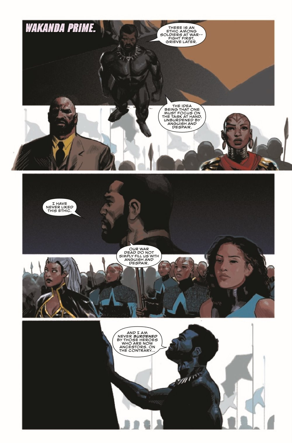 BLAP2018023_Preview-3 ComicList Previews: BLACK PANTHER #23