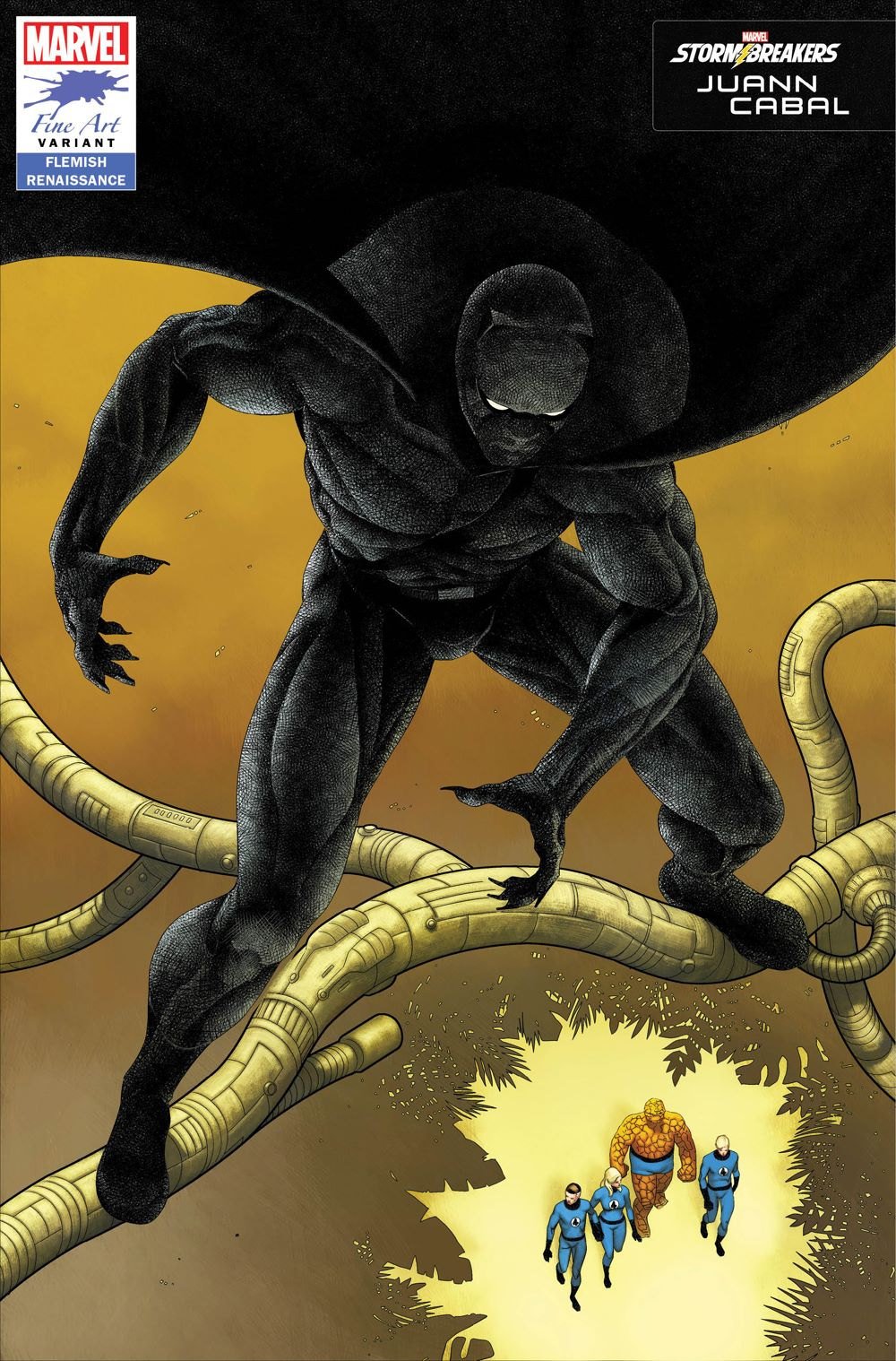 BLAP25_FINEART_CABAL ComicList: Marvel Comics New Releases for 05/26/2021